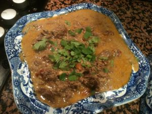 Beef Massaman Curry