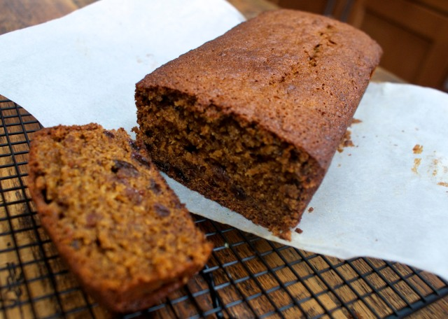 Banana and sultana loaf