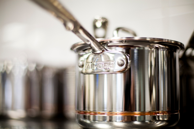 All Clad pans