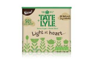 Tate & Lyle Light at heart sugar